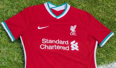 قميص ليفربول لموسم 2021