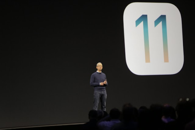 Apple just launched the first ios 11 beta For The Public
