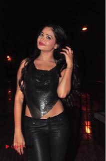 Telugu Actress Dancer Sreya Vyaas  Pictures in Leather Jeans  0048.JPG