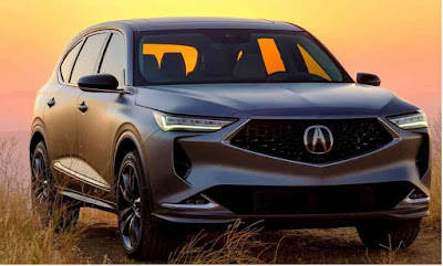 Acura MDX Prototype Previews A Sportier And More Upscale SUV Complete With A Type S Variant For 2021