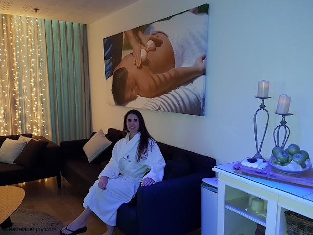 ספא דריה Darya Spa במלון רמדה נתניה
