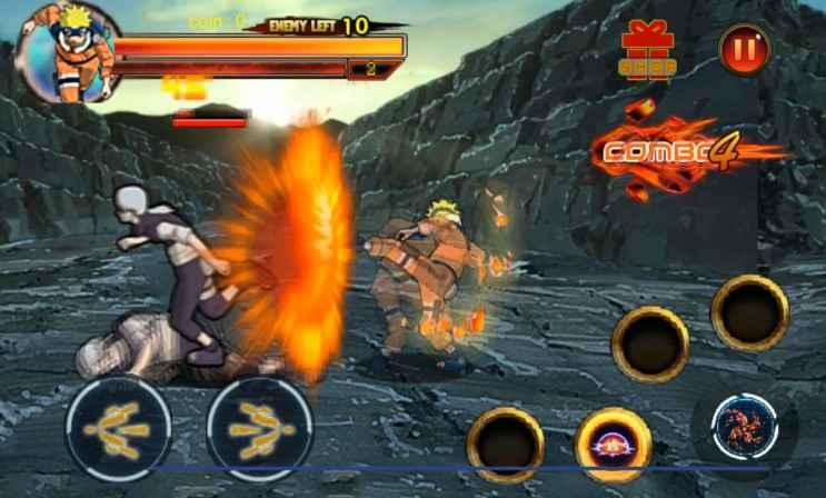 Ninja Dragon Ultimate Fighter