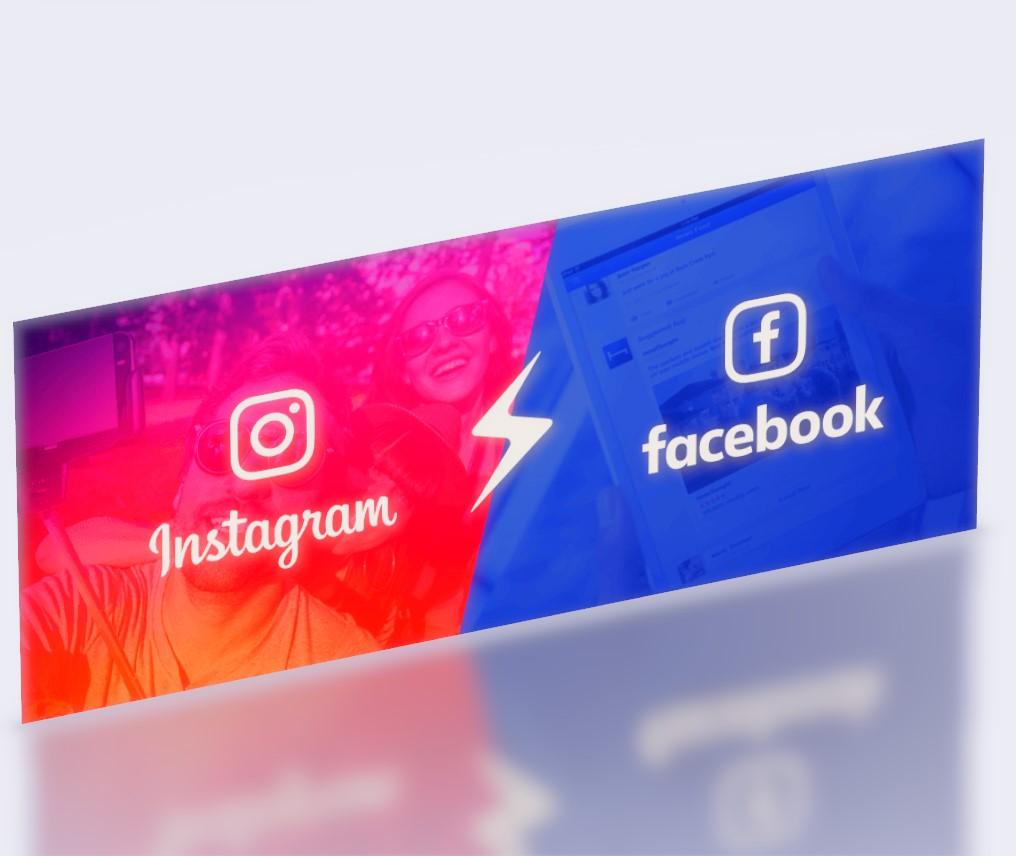ايهما افضل لعملك ؟ فيس بوك ام انستجرام ؟