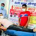 रोटरी क्लब ने लगाया शिविर, वीडीओ महराजगंज ने किया रक्तदान