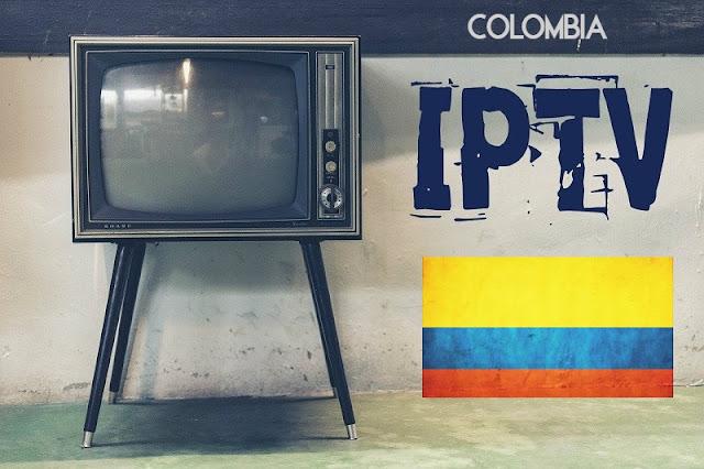 Lista M3U IPTV COLOMBIA Actualizada