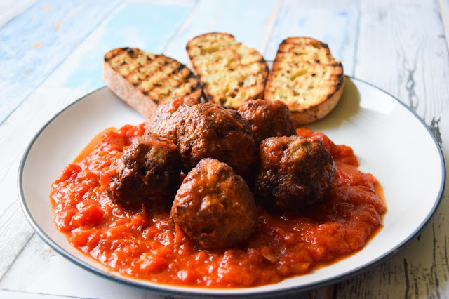 venison, meatballs
