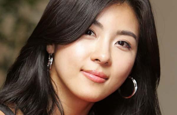 Đôi môi đẹp của Ha Ji Won