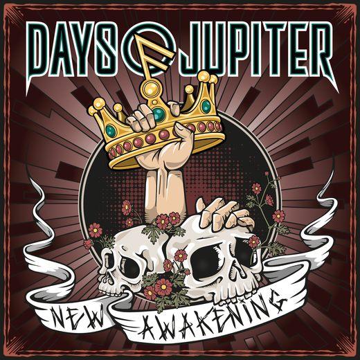 DAYS OF JUPITER - New Awakening [digipak] (2017) full