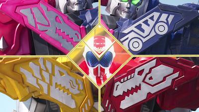 Kikai Sentai Zenkaiger Episode 05