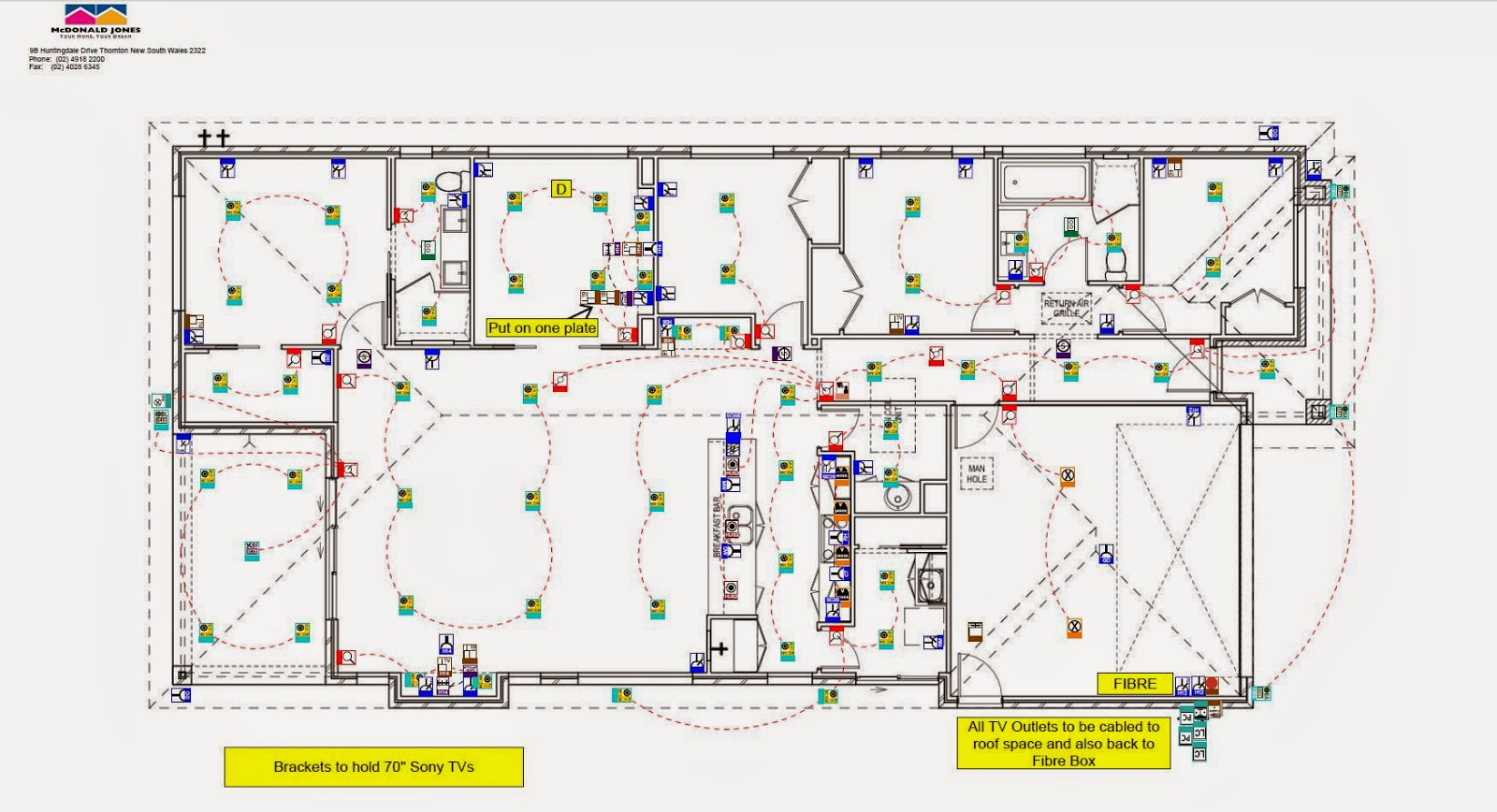 medium resolution of building the cordova two with mcdonald jones electrical plan rh cordovatwomjh blogspot com electrical building plan software electrical layout plan building