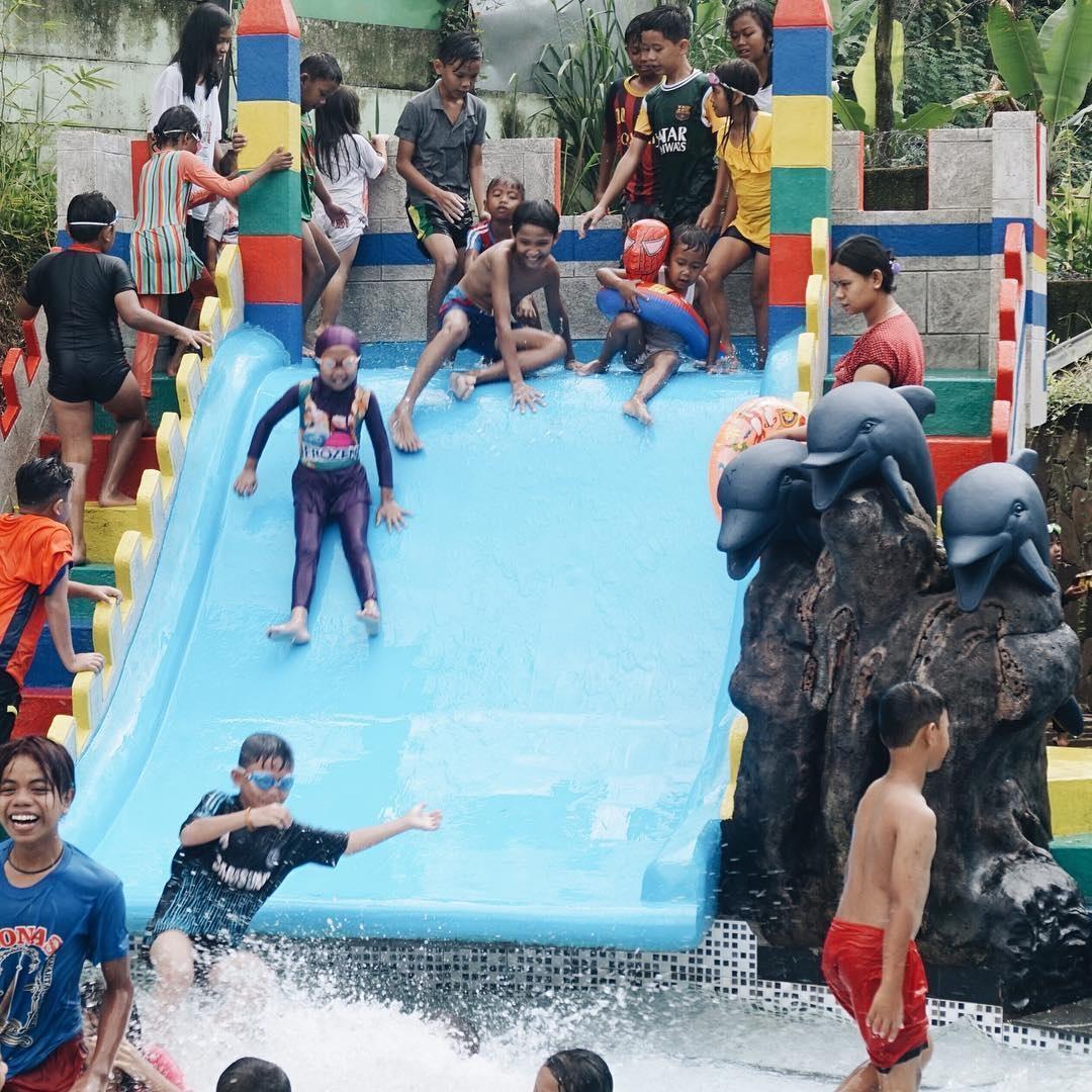 Lokasi Tirtania Waterpark Bogor