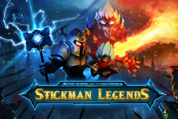 √ Stickman Legends Shadow Wars Mod Apk Terbaru
