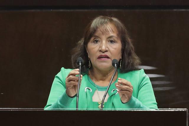 Propone Margarita García sancionar a servidores públicos que lucren con entrega de ayuda humanitaria en emergencias