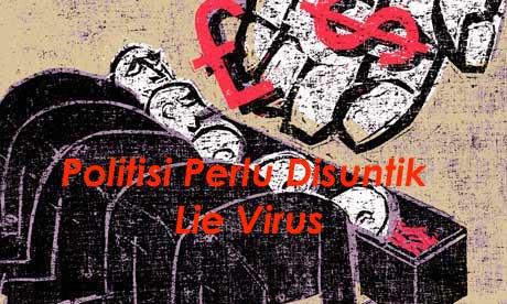 virus untuk politisi