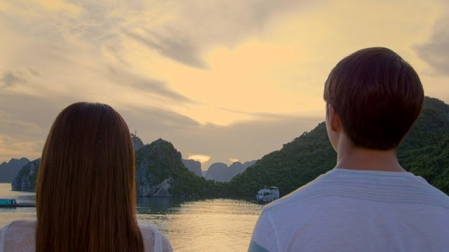 "Halong Bay is very beautiful in ""Youth"" film 7"