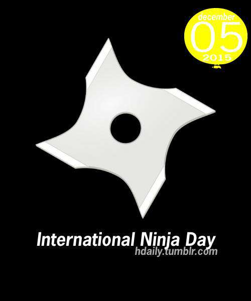 International Ninja Day Wishes pics free download