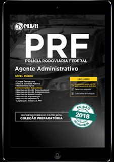 Apostila PRF 2018 PDF Download - Agente Administrativo