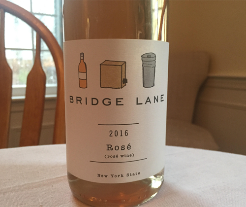 Bridge Lane Rosé 2016
