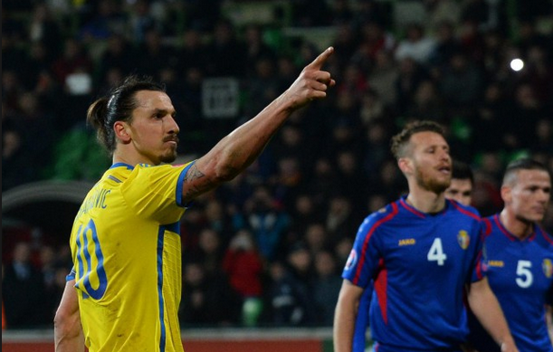 Swedia vs Moldova