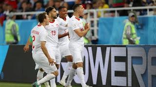 موقف البرازيل وسويسرا وصربيا في المجموعة الخامسة بالمونديال وفرص التأهل لدور 16