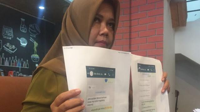 Soal Rp500 Juta, Ketua Partai Demokrat Kabupaten Tegal Dibantah Anaknya