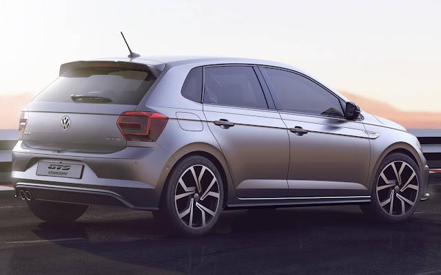 VW Polo - 10º carro mais vendido do mundo em 2018