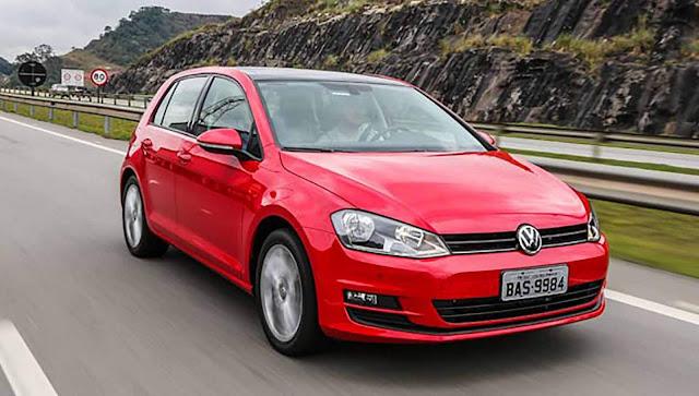 Volkswagen Golf TSI Comfortline 2017