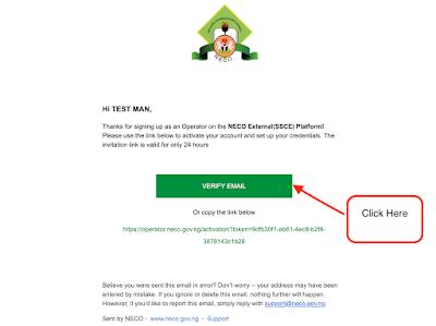 2019 NECO GCE Registration Form (Nov/Dec)   Cybercafes & Candidates