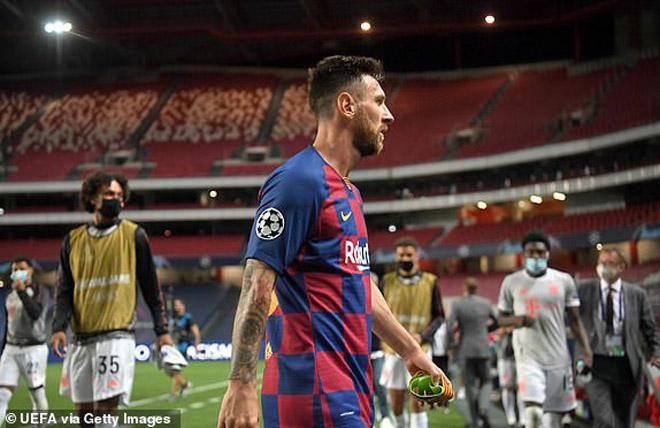 Lewandowski khiến Messi lu mờ: Không cần QBV vẫn ghi danh sử sách 6