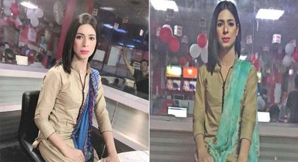 Ini Dia Transgender Pertama Yang Jadi Presenter Berita Di Pakistan