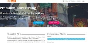 bd-ads.com Review - Jaringan Iklan CPM dari Bangladesh Menerima Publisher Seluruh Semua Negara