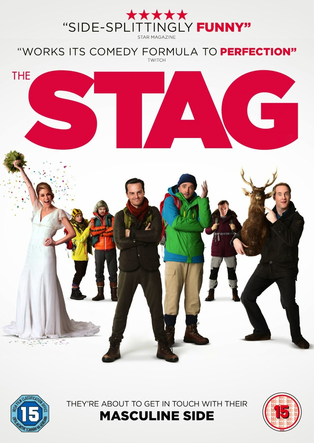 The Stag / The Bachelor Weekend 2013 Brrip ταινιες online seires xrysoi greek subs