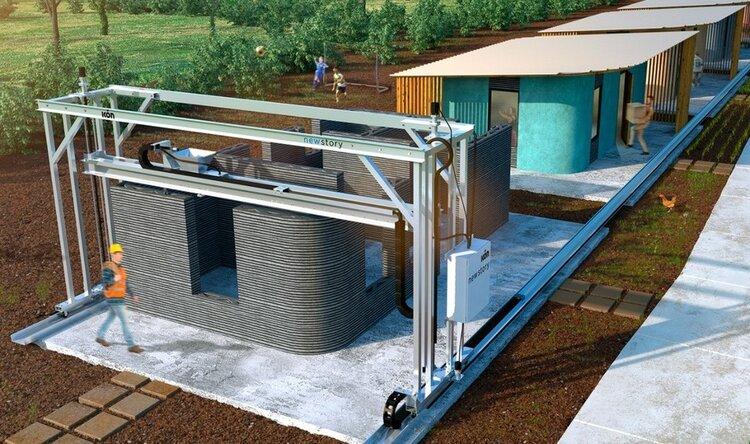 Universidad Argentina creará impresora 3D para construir viviendas sociales