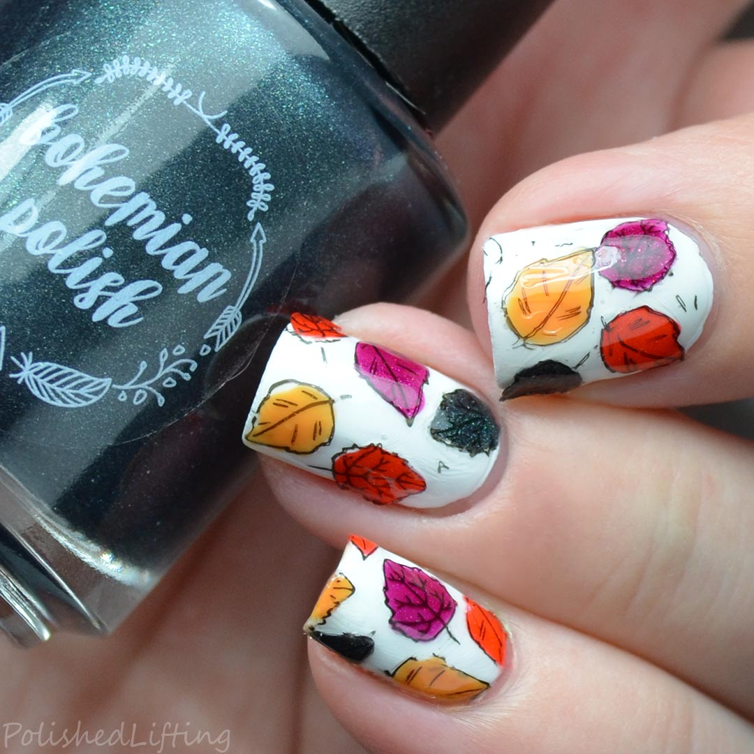 Polished Lifting: 31dc2017 - Autumn Leaves inspired by Tchaikovsky ...