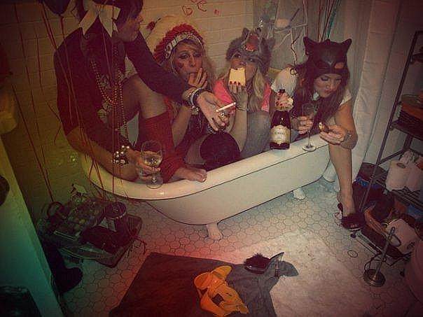 Wild Party Sex Pics 100