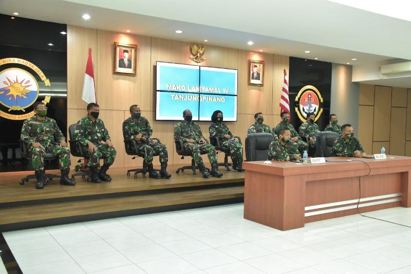 KASAL : Kembalikan Kejayaan TNI AL di Laut