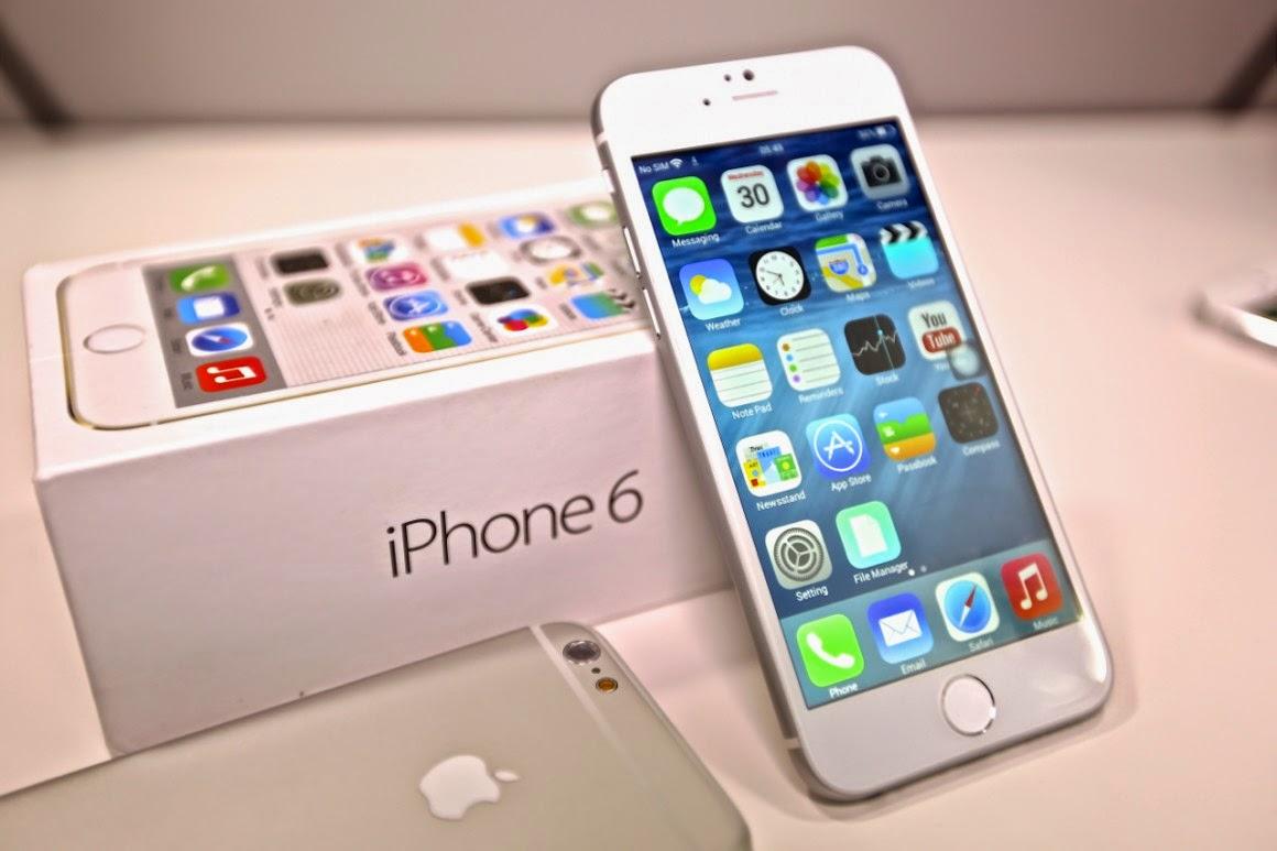تزويد شاشة هاتف IPHONE 6S بخاصية استشعار قوة اللمس