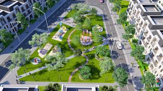 tham dự Án Lavilla Green City nức tiếng đến Mức Độ nè?