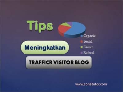 Cara Meningkatkan Traffict Organik Blog dan Website