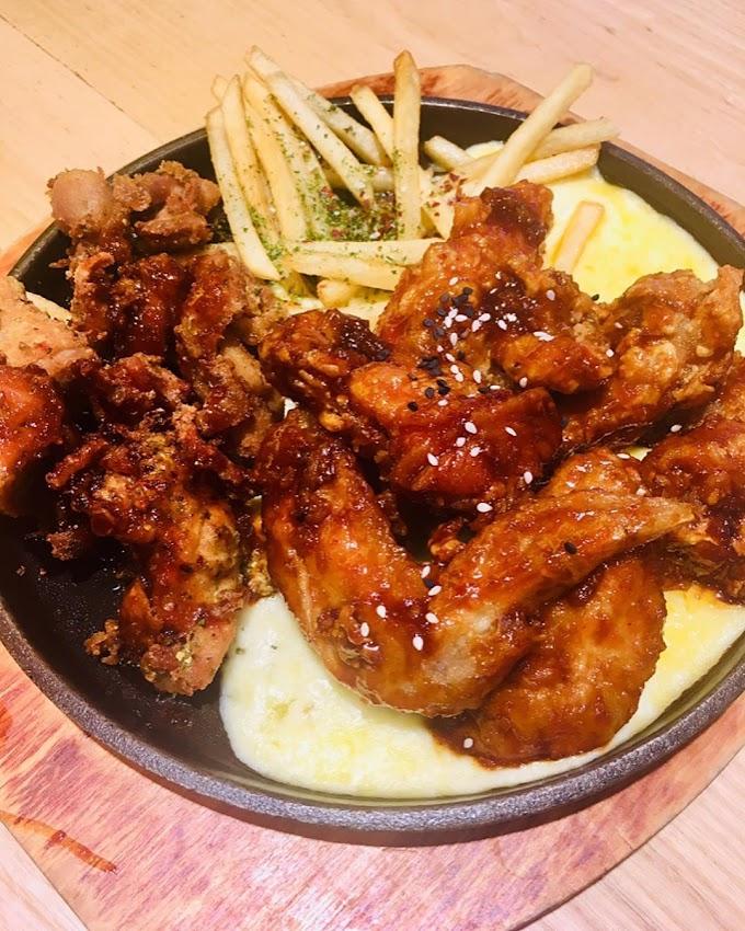 Khas Buat Peminat Ayam Korea : Restoran Makanan Korea Sekitar Kuala Lumpur