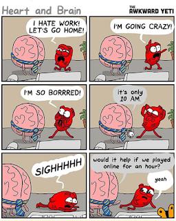 Perasaan merasa bosan