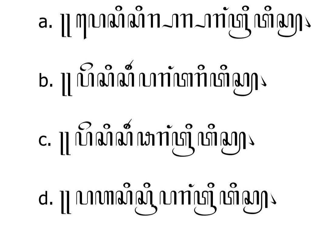 Soal PAS Bahasa jawa kelas 9