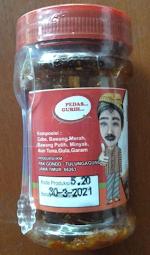 Sambal Teri Pak Gondo (150Gr)