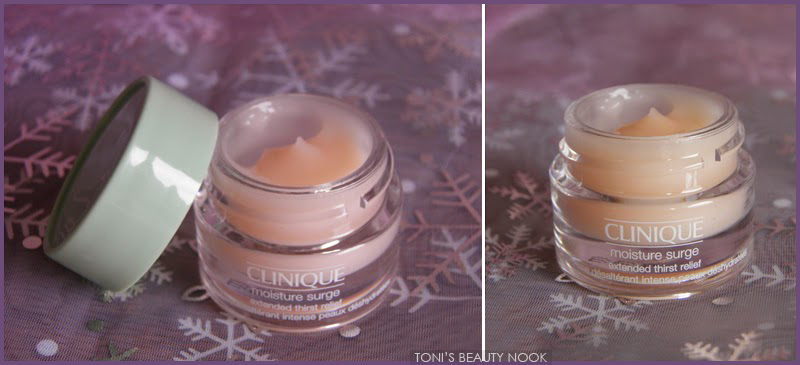 clinique moisture surge face cream