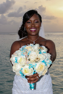 bridal bouquet in Tobago
