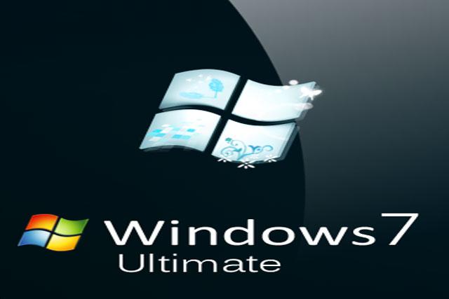 شرح تحميل windows 7 ultimate النسخة الاصلية مفعله