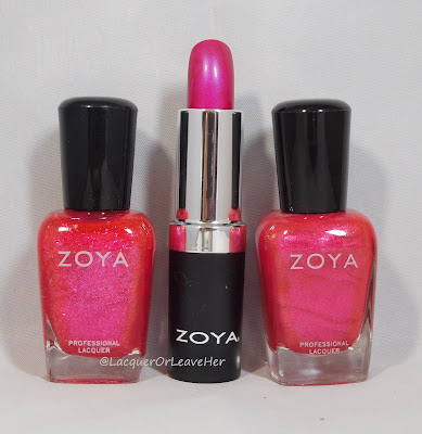 Zoya Lucky paired with Zoya Gilda and Mandy