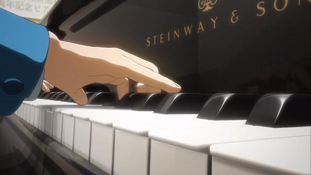 5+ OST Anime Versi Piano Bikin Santai dan Semangat