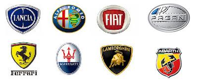 Logo Merk Mobil Italia | Catatan Adi