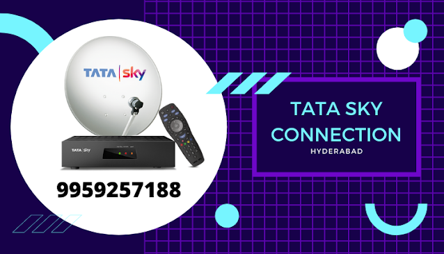 Tata SkyDTH New Connection hyderabad